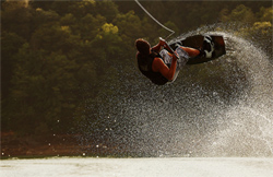 Acrobazie in wakeboard